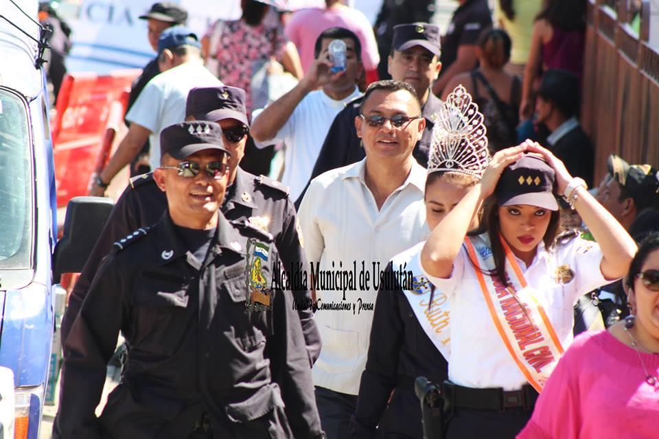 Actos Protocolarios Policía Nacional Civil