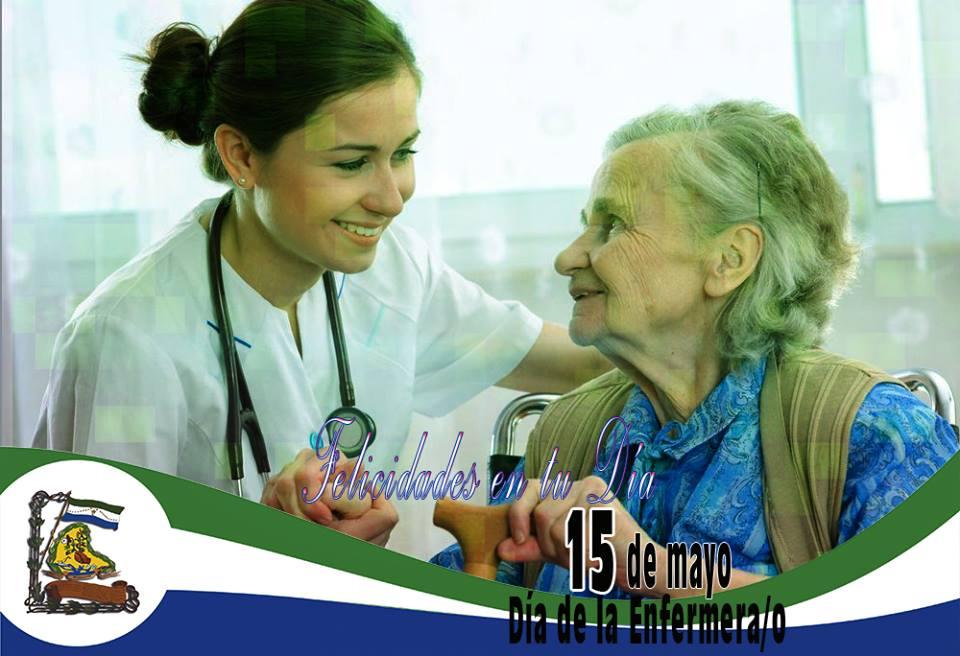 ¡Felicidades Enfermeras!
