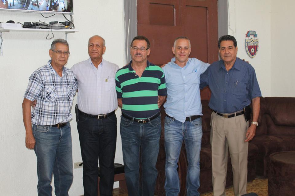 Alcalde se Reune con  Secretaria Técnica de la presidencia