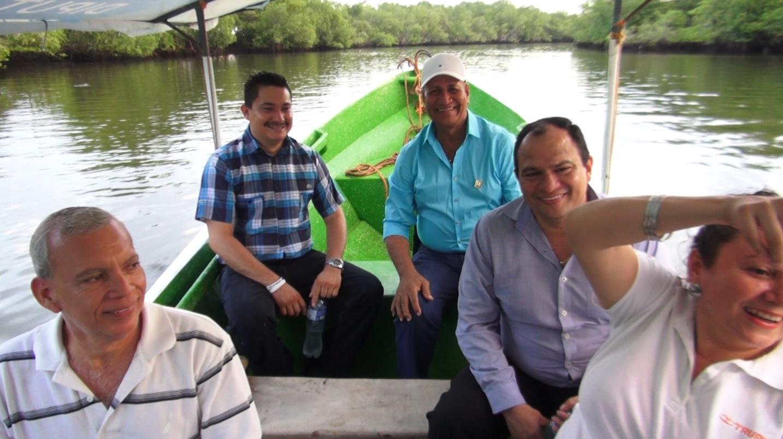 Felices Fiestas Patronales les desea Mauricio Zelaya, Alcalde de Usulután y el Gobierno Municipal Plural.