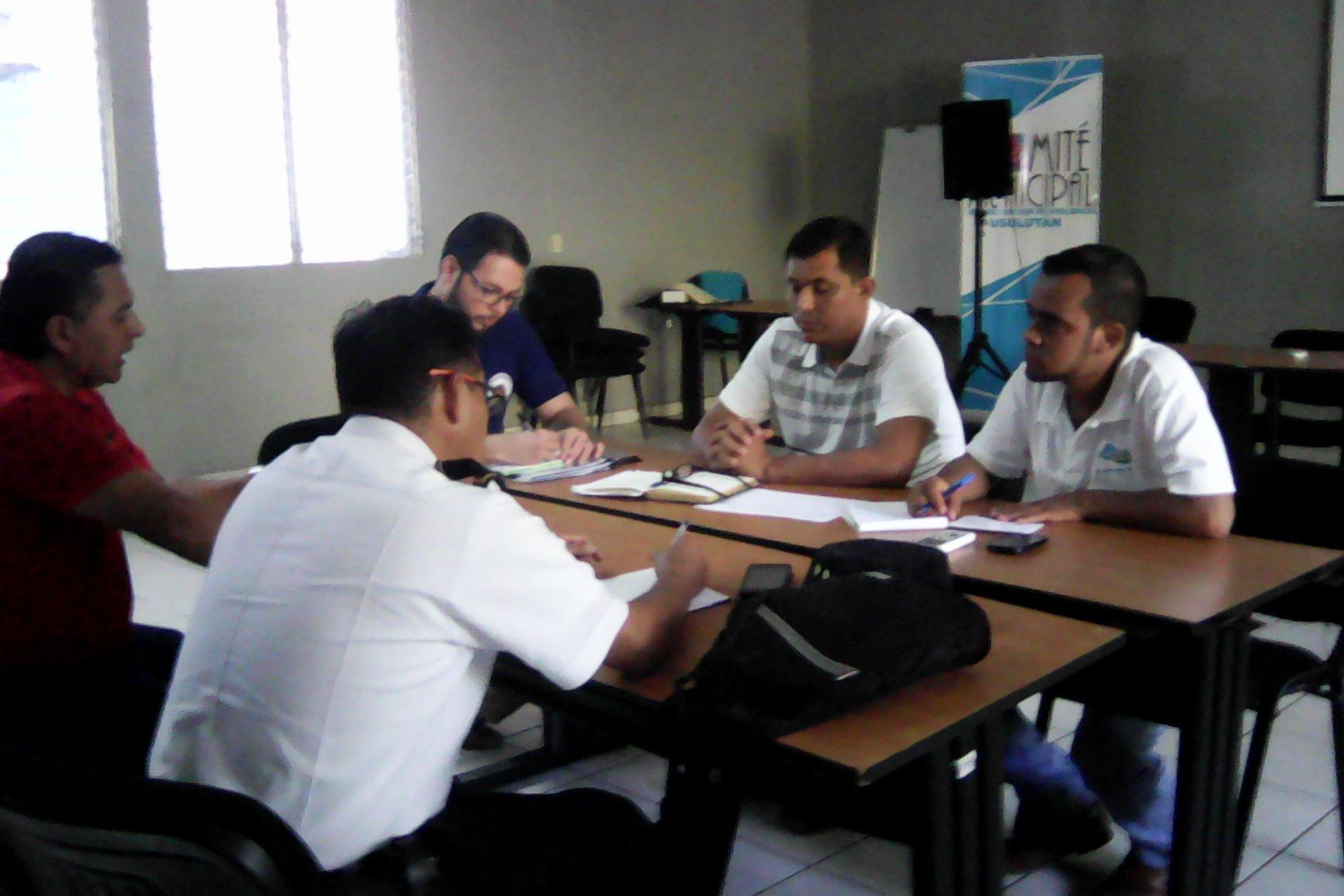 Comité Municipal de Prevención de la Violencia (CMPV)