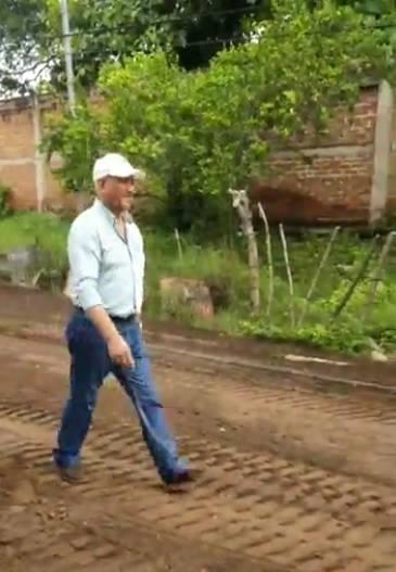 ESTE ALCALDE #HA #COMENZADO #BIEN Mauricio Zelaya Alcalde cumpliéndole a los usulutecos