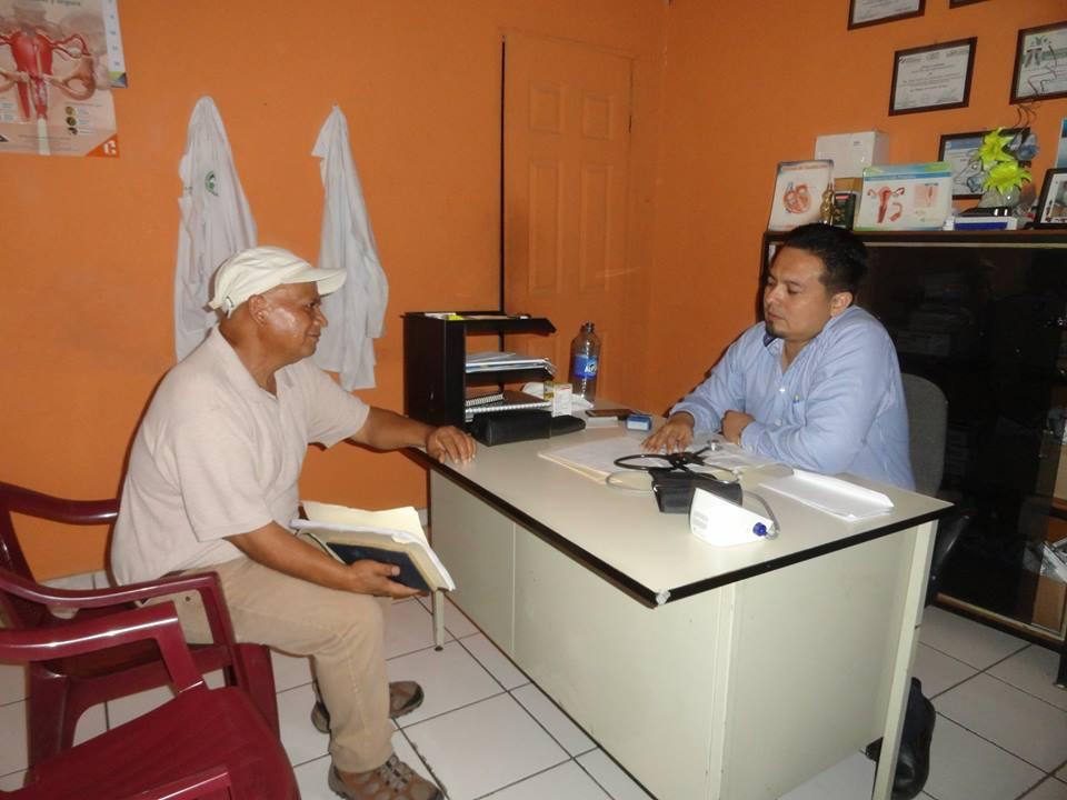 . Inspección en laboratorios y clínicas y verificación el manejo de los desechos bioinfecciosos