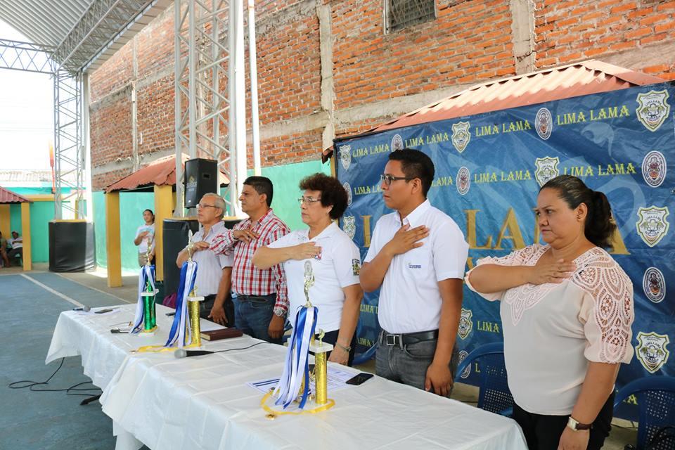 Clausura del Campeonato Departamental de Lima Lama