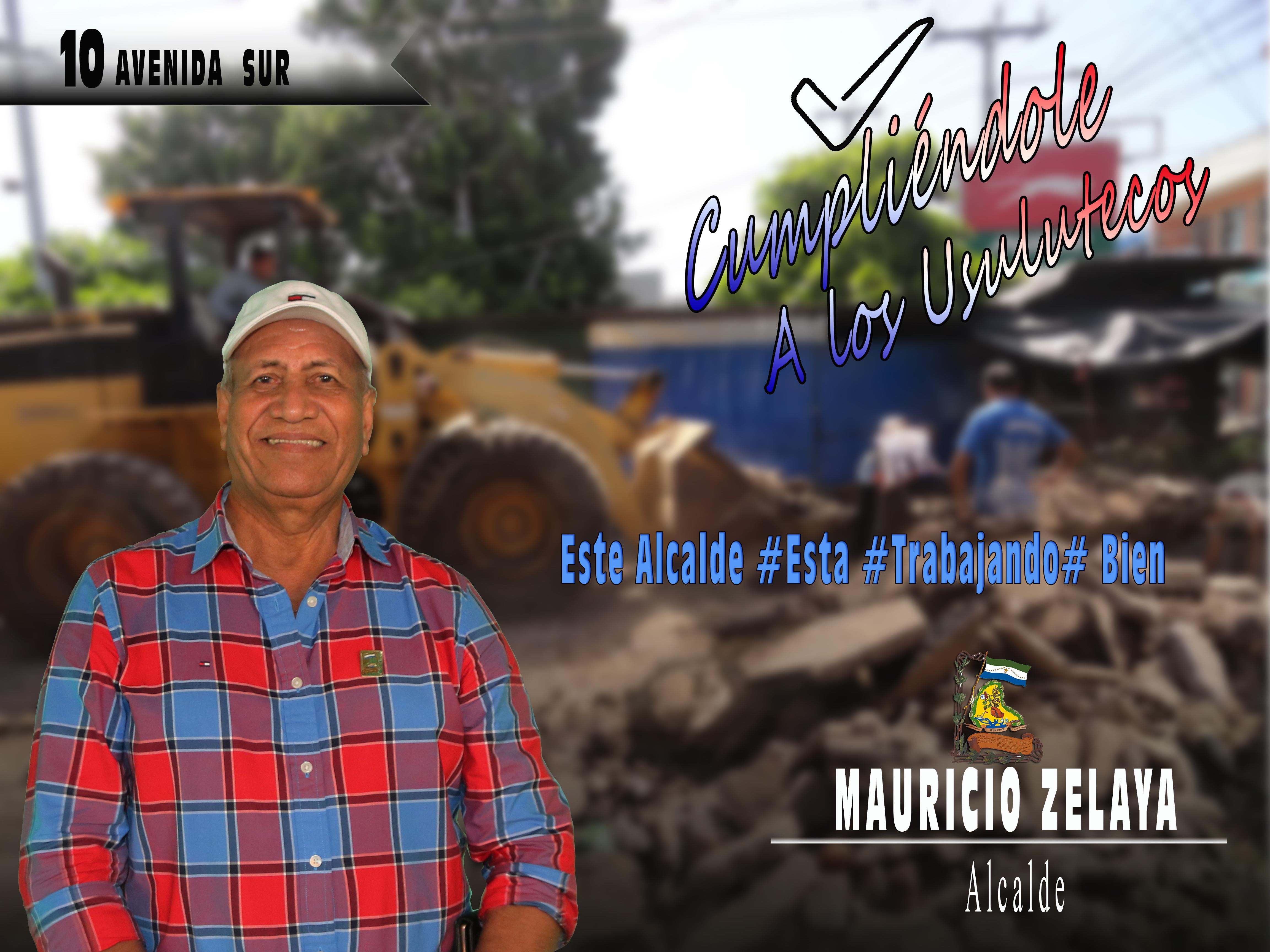 ESTE ALCALDE #HA #COMENZADO #BIEN. CONOCE EL TRABAJO QUE MAURICIO ZELAYA, ALCALDE DE USULUTÁN, REALIZA EN BENEFICIO DE LAS COMUNIDADE
