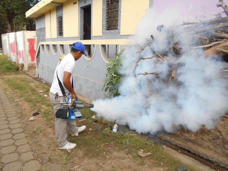 Fumigacion Col. Rio Rosa