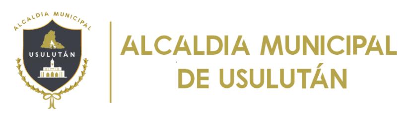 Alcaldia Municipal De Usulután.